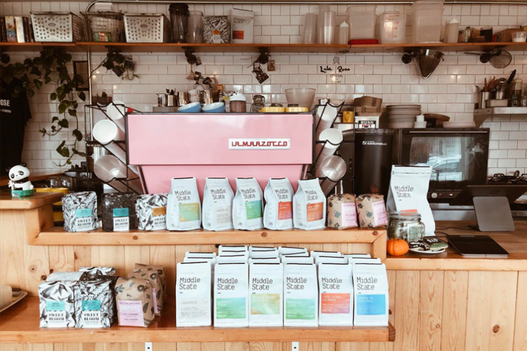 Photo courtesy of Lula Rose General Store | Denver Restaurants and Coffeeshops