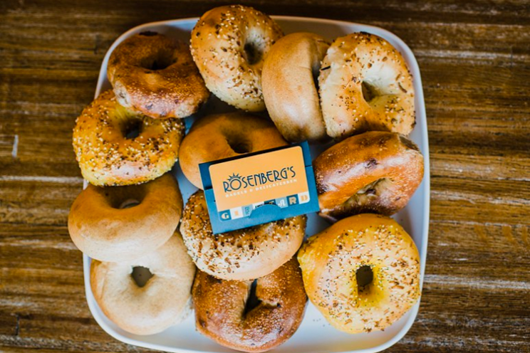 Rosenberg's Bagel | Denver Restaurants