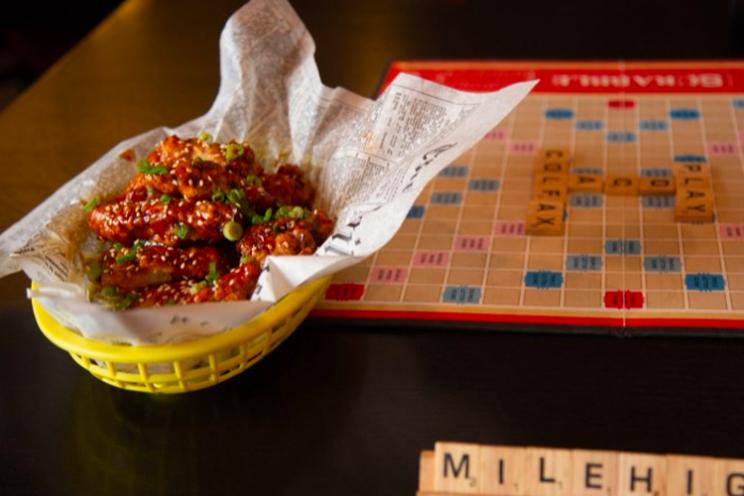The Denver Game Lounge