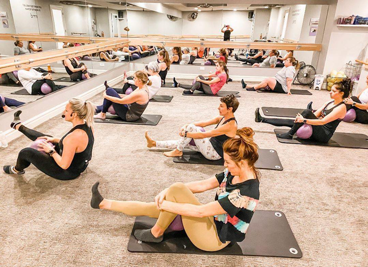 Gyms in Denver, Colorado Barre Classes