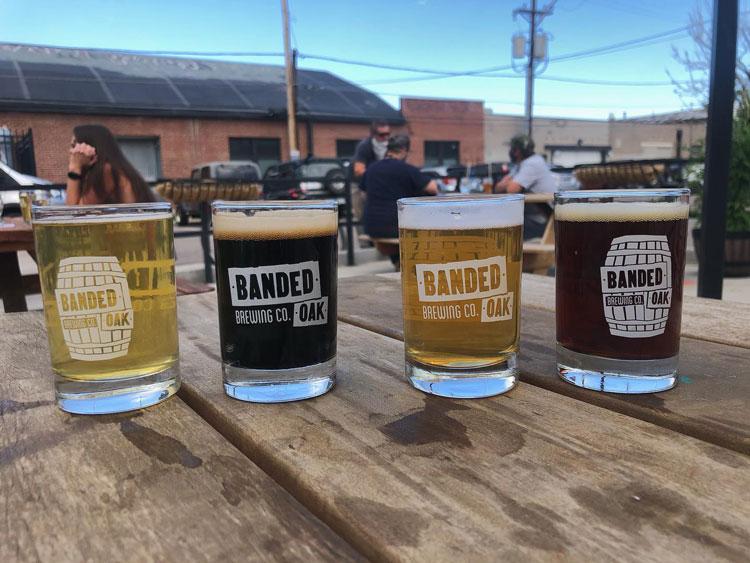 Brewery Patios Denver Colorado
